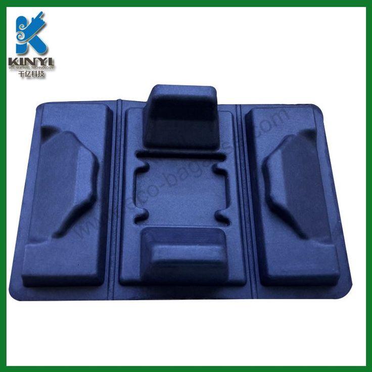 Black Electronic Packaging, Molded Pulp Packaging, Bagasse Packaging