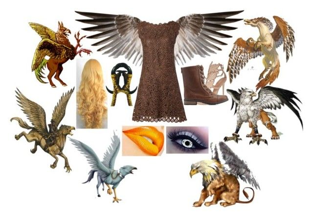 """""""Hippogriff/Griff"""" by slytheriner on Polyvore"""