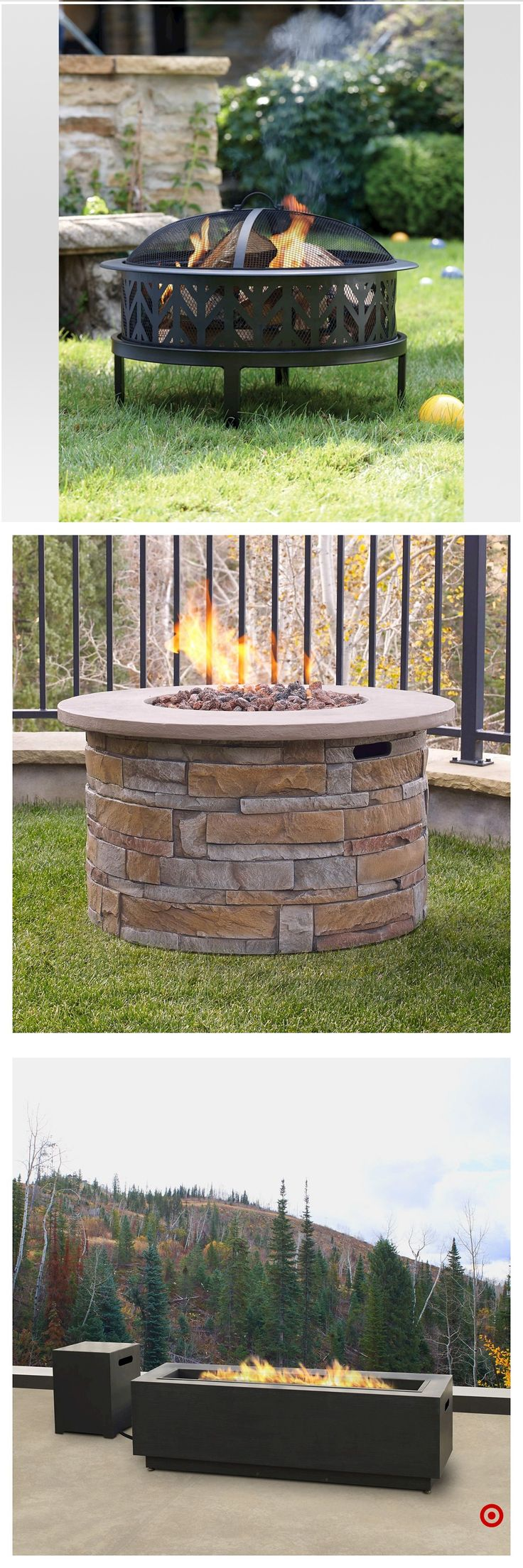 Shop Target for outdoor fireplace you will love at great low prices. Free shipping on orders of $35+ or free same-day pick-up in store.