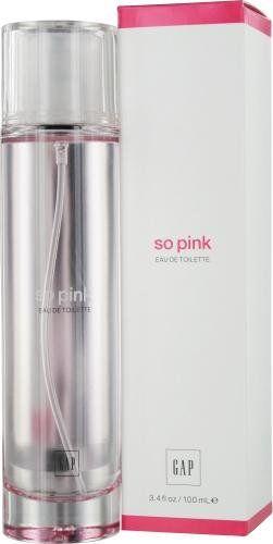 Gap So Pink By Gap For Women. Eau De Toilette Spray 3.4 OZ - List price: $26.00 Price: $18.55 Saving: $7.45 (29%)