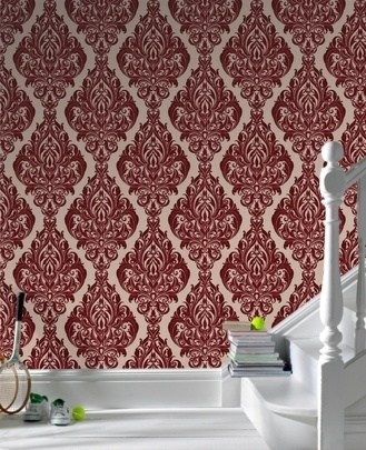 40 best images about bordello themed bar style board on for Wallpaper home bargains