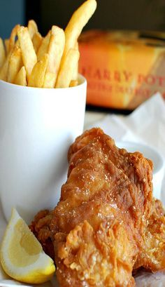 Muggles' Fish n Chips | The Culinary Chronicles