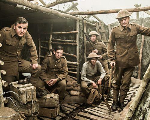 World War One Special [x] Horrible Histories (Ben Willbond,Larry Rickard,Mathew Baynton,Jim Howick & Simon Farnaby)