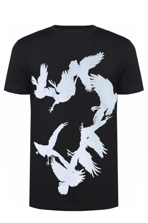 Printed oversize t-shirt, zdjęcie 1
