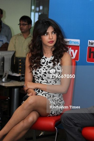 Miss World 2000 Priyanka Chopra during an exclusive interview for the promotion of upcoming movie Zanjeer in New Delhi. - http://missuniversusa.com/miss-world-2000-priyanka-chopra-during-an-exclusive-interview-for-the-promotion-of-upcoming-movie-zanjeer-in-new-delhi/