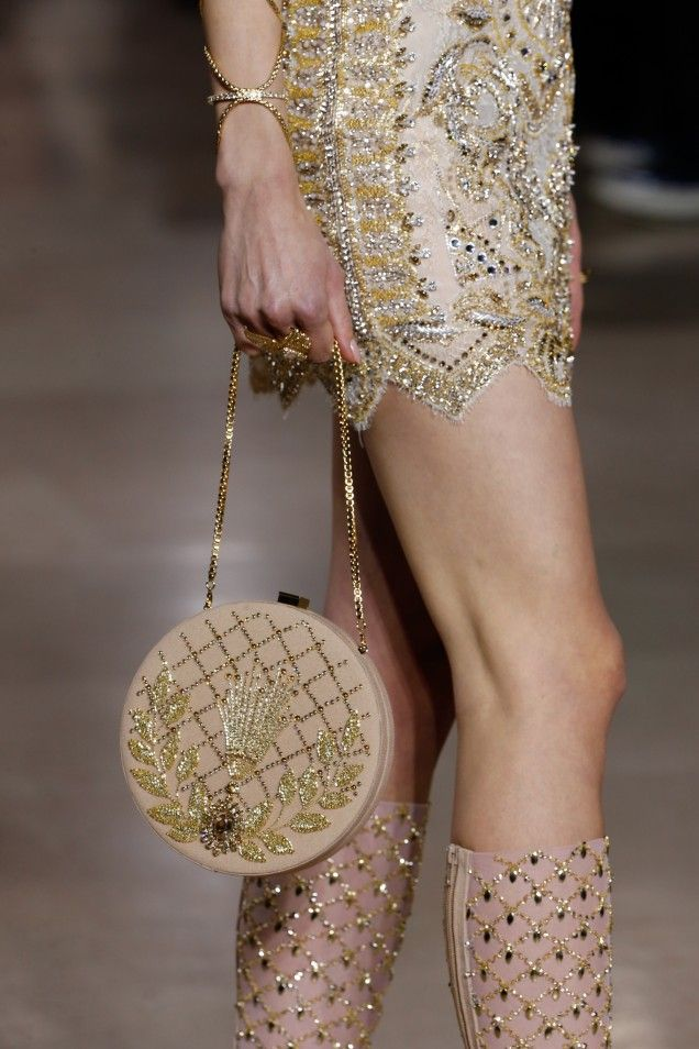 Georges Hobeika - Haute Couture SS18 Bags Collection   Designer Accessories