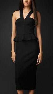 Burberry 2014 Abiye Modelleri - Elbise Vitrini   2014 Abiye Elbise Modelleri