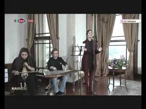 Yaprak Sayar - Mümkün mü Unutmak Güzelim TRT - YouTube