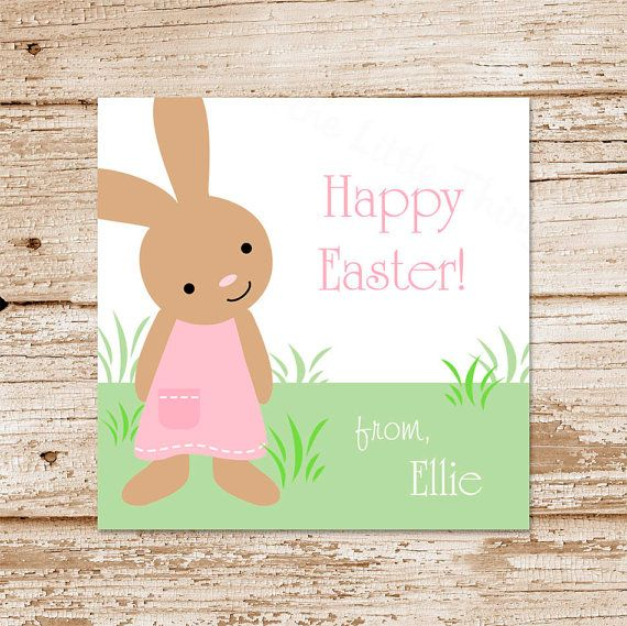 1000 images about easter cards gift tags on pinterest easter printable easter tags easter favor tags by celebratelilthings negle Gallery