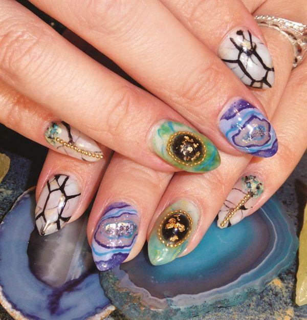 nail salons in brantford ontario