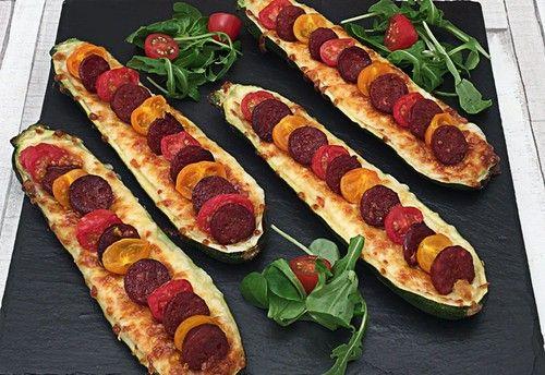 Die Zucchini-Pizza, das Rezeptvideo von Chefclub