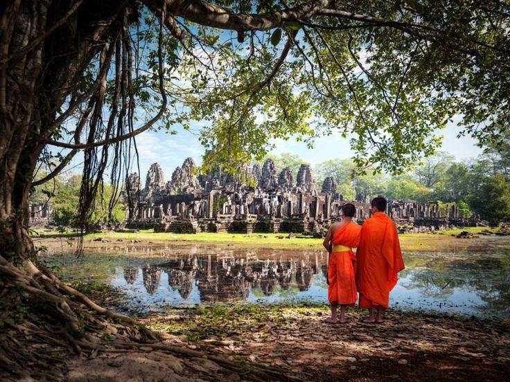 3. legszebb város a világon: Siem Reap, Kambodzsa