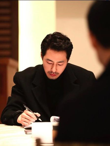 "Jo In Sung | First Script Read of ""The King"""
