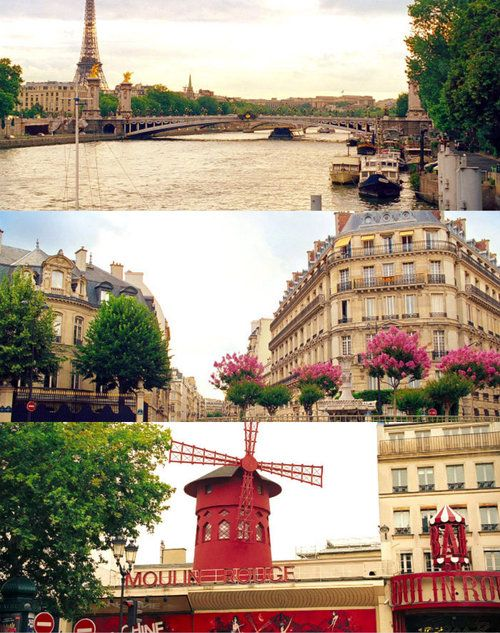 I knew I would love the movie the minute it started with it's gorgeous montage of Paris #midnightinparis