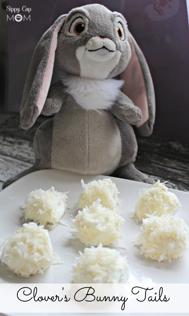 Clover's Bunny Tails Dessert - from Disney's Sofia the 1st