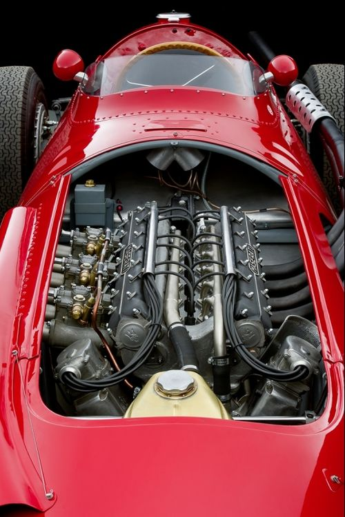 Maserati 250 F
