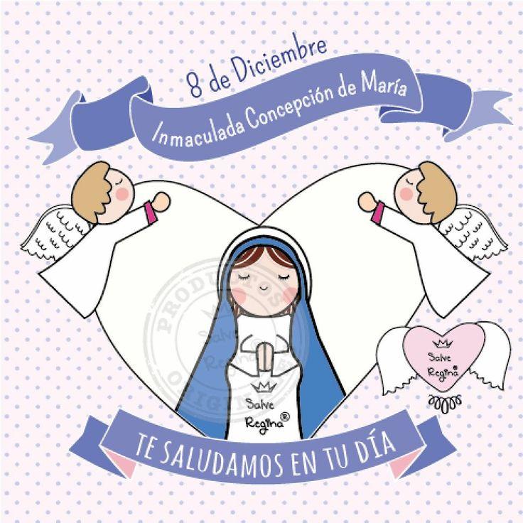 Virgencita de la inmaculada Concepción