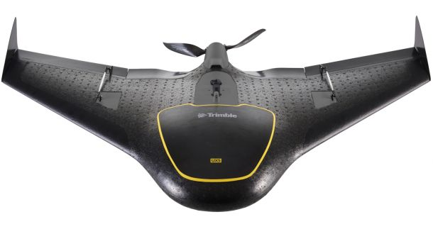 Trimble UX5 Fixed Wing UAV for Aerial Mapping and Surveying