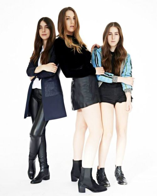 151 Best Images About Haim On Pinterest Sisters Austin City Limits And Leather Jackets