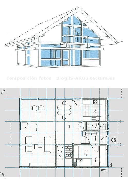1000 ideas sobre casas prefabricadas hormigon en - Casas sostenibles prefabricadas ...