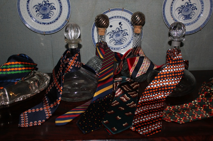 MultiColoured Ties and Valentines