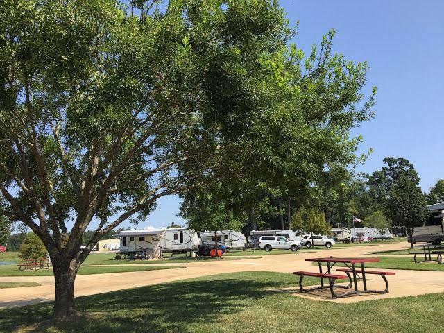 Shady Pines RV Park, Texarkana, Texas