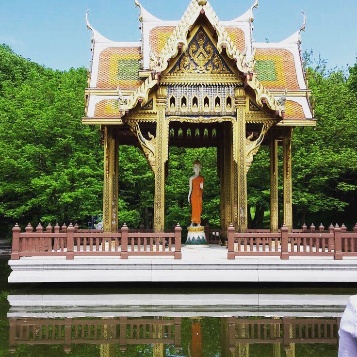 #westpark #pagode #münchen #japanischgarten