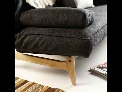 ASLAK SOFA BED,  Sharp Grey