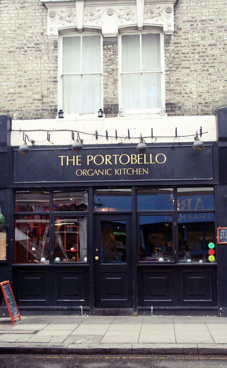 portobello road  notting hill  london