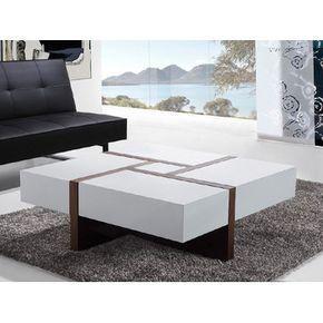 Attirant Modern Coffee Table Más · Side TablesDining TablesLiving Room ...