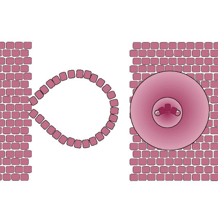 #DIY Flat Peyote Clasp - Option 3  - Beading Techniques  - Fusion Beads - finalizar com um botão
