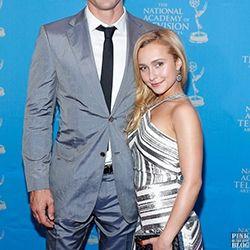 Hayden Panettiere & her husband