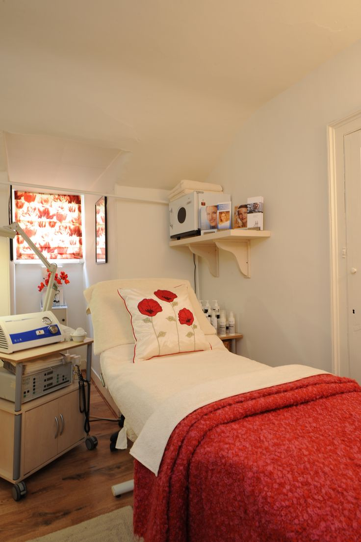 Recovery Room Design: Massage Therapy Room
