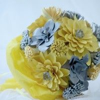 Wedding paper bouquet 100% made in Italy