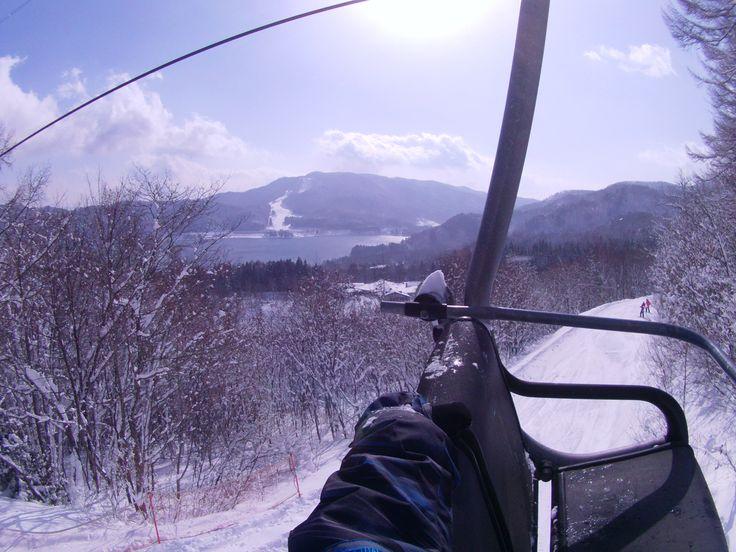 Gorgeous weather in Sanosaka