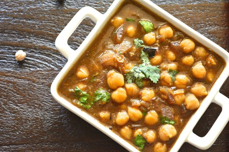 Not your regular Channa Masala-An Authentic Punjabi Version