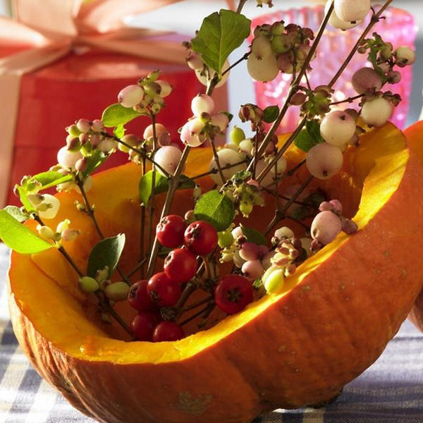 Fall Table Decorations And Centerpieces, Thanksgiving Decorating Ideas