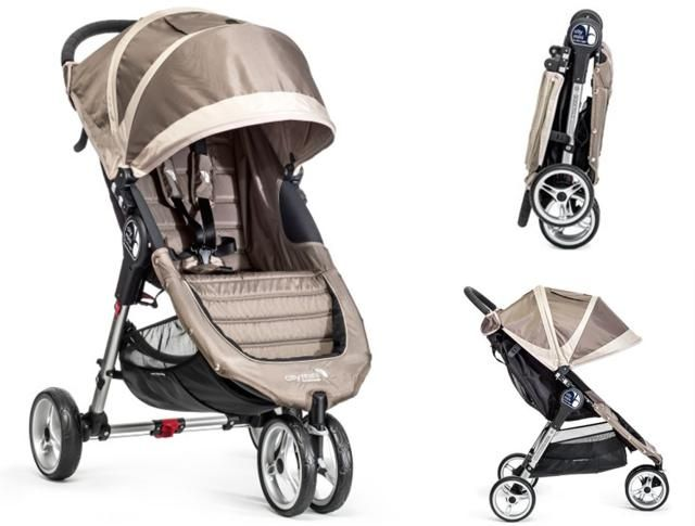 10 Fabulous Lightweight, Feature Heavy Strollers: Baby Jogger City Mini