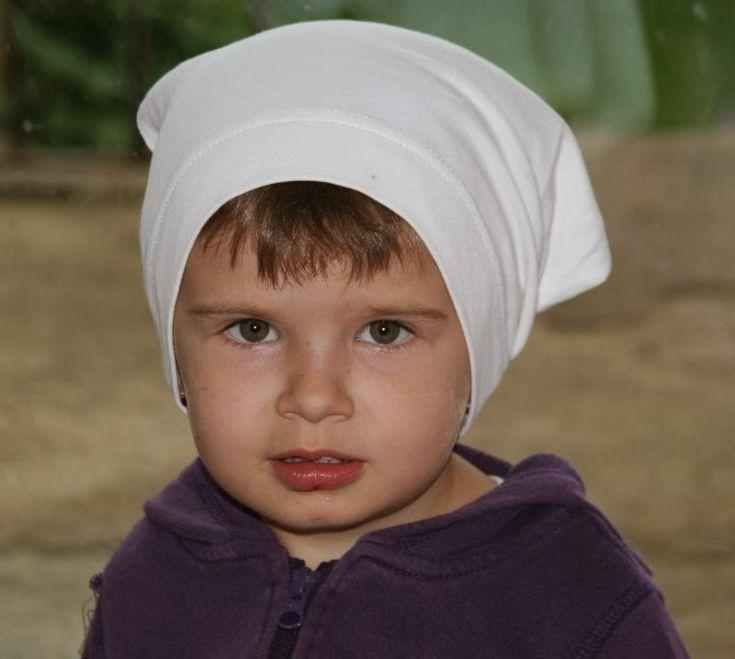 Dívčí šátek – Babí léto | Šijte s námi | mamas