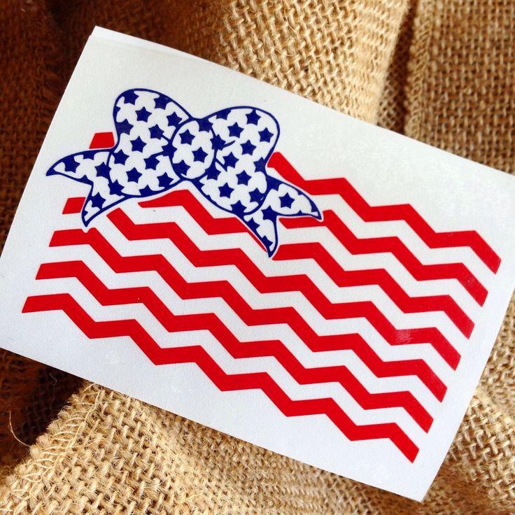 American Flag car decal sticker America Car  Monogram Decal Monogram Vinyl Decal Monogram Gift Monogram sticker Car sticker  Vinyl Lettering by ThreeInitials on Etsy https://www.etsy.com/listing/227909636/american-flag-car-decal-sticker-america