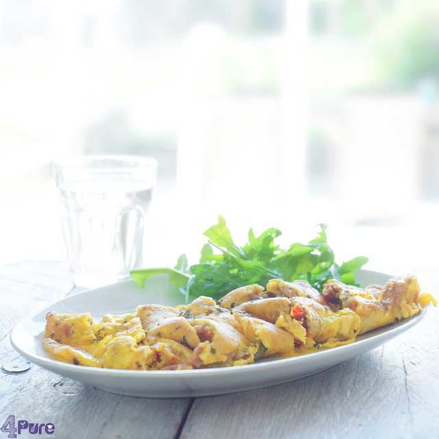 Spanish omelet4Pure by Andrea
