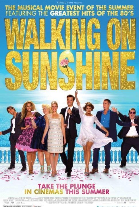 Walking on Sunshine (2014) - FilmAffinity