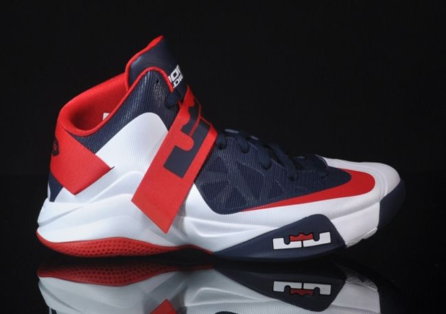 Find Nike Zoom Soldier 7 Lebron James Cheap sale Blue Grey