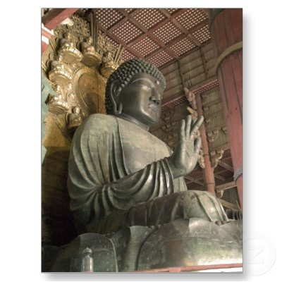 Statue of Buddha, Todai-ji Temple