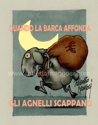 """ITALIAN COMICS - Fiat ha fatto """"ciaone"""" all'Italia e si è trasferita in Olanda..."""