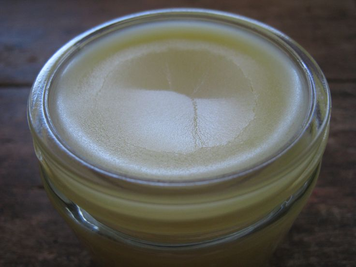 Homemade First-Aid Antiseptic Ointment!