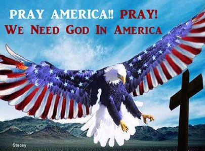 America we need to put God back in our country....Pray!!!!!
