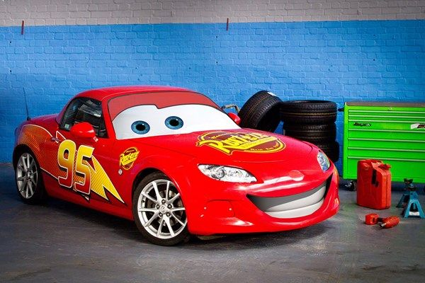 Lightning McQueen Junior Driving Experience £19 - buyagift - Spotted Bargains Community