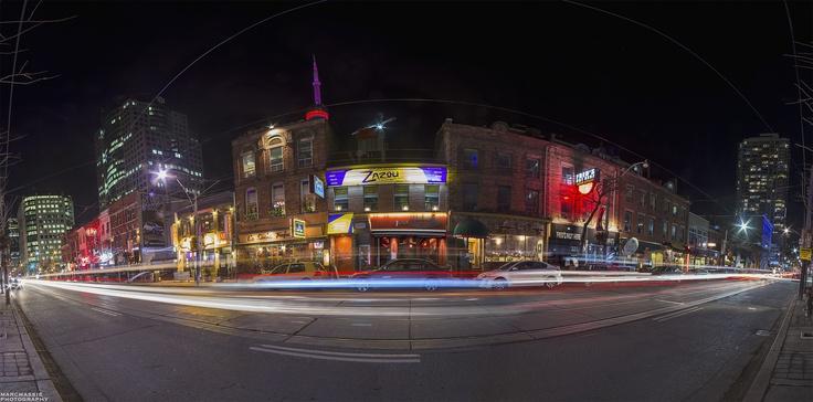 King Street Toronto, Panorama
