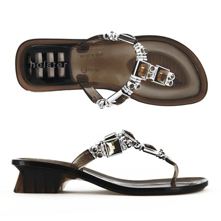 Holster Shoes SS 2012-Snooty Frox of Harrogate